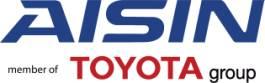 Logo AISIN TOYOTA